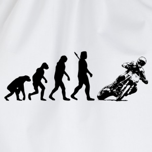 Supermoto T-Shirts - Turnbeutel