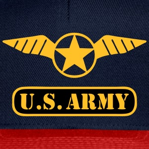 us army 06 Sweat-shirts - Casquette snapback
