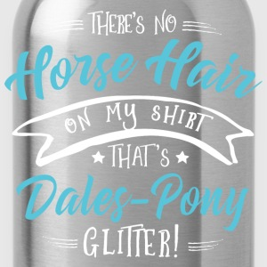 Glitter Dales-Pony  Pullover & Hoodies - Trinkflasche