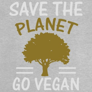 SAVE THE PLANET - BECOME VEGANS! Long Sleeve Shirts - Baby T-Shirt