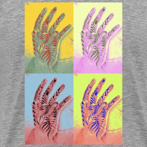 Reach to your heart Sports wear - Men's Premium T-Shirt