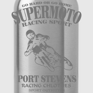 Supermoto T-Shirts - Trinkflasche