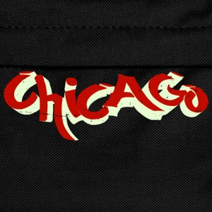 chicago graffiti T-Shirts - Kinder Rucksack