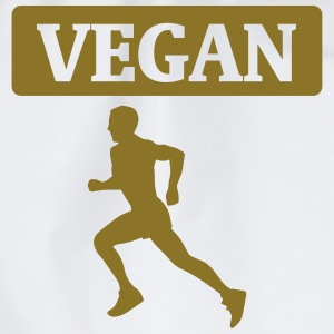 Veganes Workout T-shirts - Sportstaske