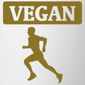 Veganes Workout Manches longues - Tasse