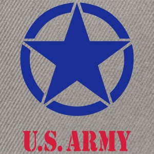 US Army 07 Tee shirts - Casquette snapback
