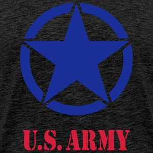US Army 07 Sweat-shirts - T-shirt Premium Homme