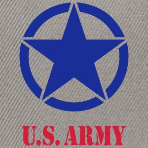 US Army 07 Sweat-shirts - Casquette snapback