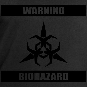 BIOHAZARD T-Shirts - Men's Sweatshirt by Stanley & Stella