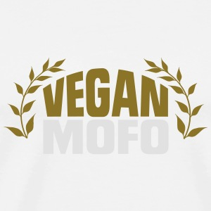I'M A VEGAN MOTHERFUCKER! Sports wear - Men's Premium T-Shirt