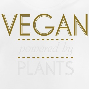 VEGAN powered by Nature Camisetas - Camiseta bebé