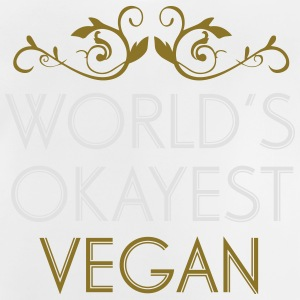 THE WORLD OKAYSTE VEGANS! Shirts - Baby T-Shirt