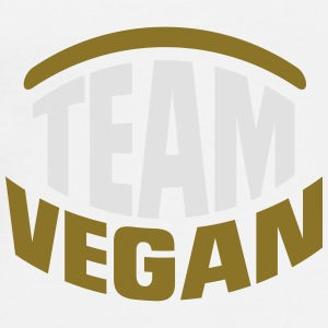 TEAM VEGAN! Peluches - T-shirt Premium Homme