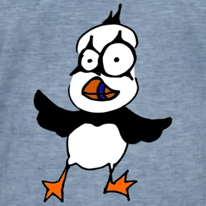 freaky puffin Hoodies & Sweatshirts - Men's Vintage T-Shirt