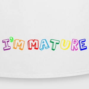 I'm Mature (immature) Multicolour Mugs & Drinkware - Cooking Apron