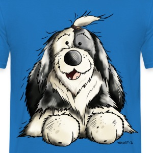Old English Sheepdog Sweaters - Mannen T-shirt