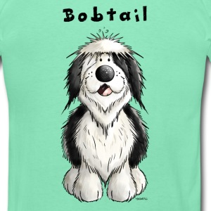 Bobtail Cartoon Hoodies & Sweatshirts - Men's T-Shirt