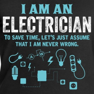 I Am An Electrician... T-Shirts - Men's Sweatshirt by Stanley & Stella