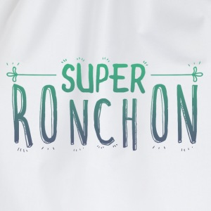 super ronchon vert Sweat-shirts - Sac de sport léger
