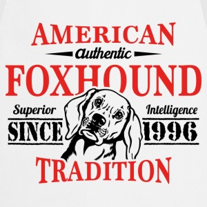 Authentic American Foxhound Tradition T-Shirts - Cooking Apron