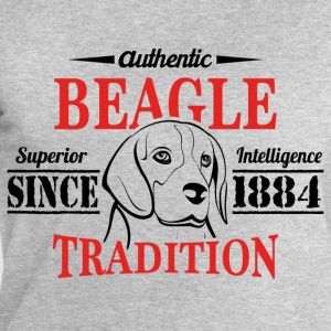 Authentic Beagle Tradition T-Shirts - Men's Sweatshirt by Stanley & Stella
