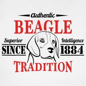 Authentic Beagle Tradition T-Shirts - Baseball Cap