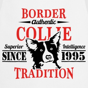 Authentic Border Collie Tradition T-Shirts - Cooking Apron
