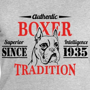 Authentic Boxer Tradition T-Shirts - Men's Sweatshirt by Stanley & Stella