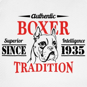 Authentic Boxer Tradition T-Shirts - Baseball Cap