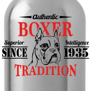 Authentic Boxer Tradition T-Shirts - Water Bottle