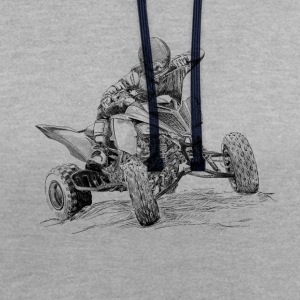 quadrocycle Tee shirts - Sweat-shirt contraste