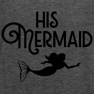 Her Captain - His Mermaid (Part 2) T-Shirts - Women's Tank Top by Bella