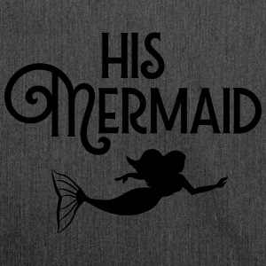 Her Captain - His Mermaid (Part 2) T-Shirts - Shoulder Bag made from recycled material
