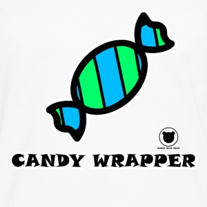 CANDY WRAPPER Baby Bodysuits - Men's Premium Longsleeve Shirt