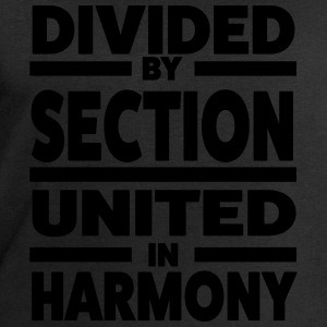 Divided by section - United in Harmony T-shirts - Mannen sweatshirt van Stanley & Stella
