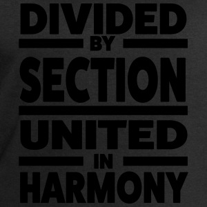 Divided by section - United in Harmony T-shirts - Sweatshirt herr från Stanley & Stella