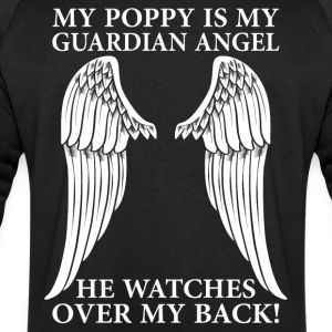 My Poppy Is My Guardian Angel T-Shirts - Men's Sweatshirt by Stanley & Stella