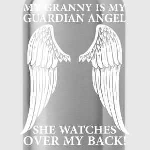 My Granny Is My Guardian Angel T-Shirts - Water Bottle