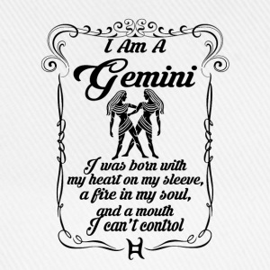 I AM A GEMINI Mugs & Drinkware - Baseball Cap