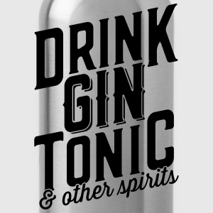 Drink Gin Tonic - Trinkflasche