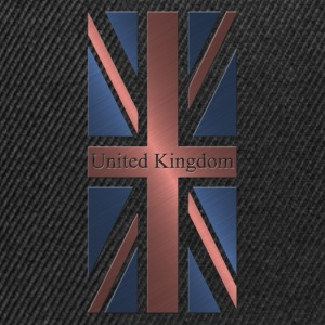 United Kingdom Hoodies & Sweatshirts - Snapback Cap