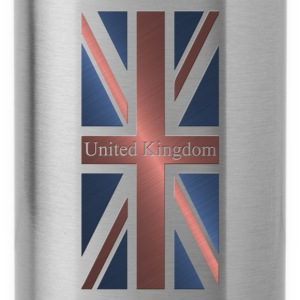 United Kingdom Pullover & Hoodies - Trinkflasche
