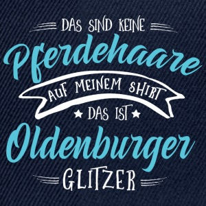 Glitzer Oldenburger T-Shirts - Snapback Cap