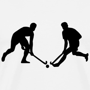 Field Hockey - men Sports wear - Men's Premium T-Shirt