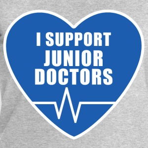I Support Junior Doctors T-Shirts - Men's Sweatshirt by Stanley & Stella