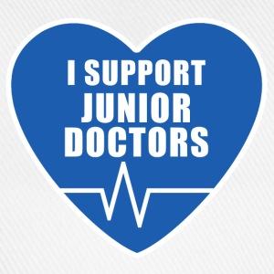 I Support Junior Doctors T-Shirts - Baseball Cap