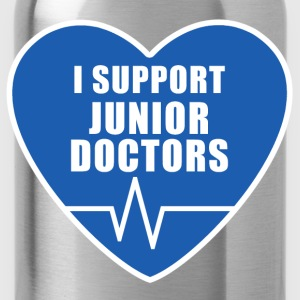 I Support Junior Doctors T-Shirts - Water Bottle