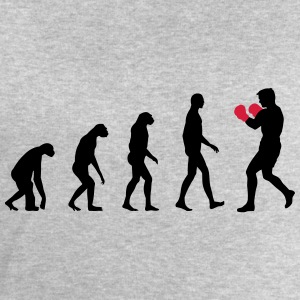 evolution boxing T-Shirts - Men's Sweatshirt by Stanley & Stella