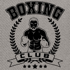 boxing club Tee shirts - Casquette snapback