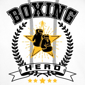 Boxing hero T-Shirts - Men's Premium Hoodie